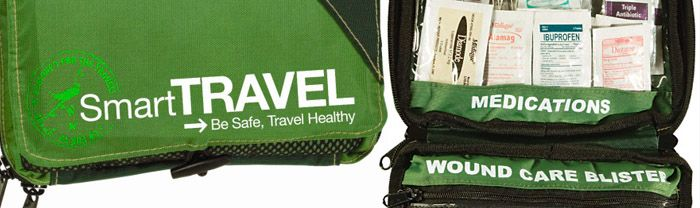 important travel health products