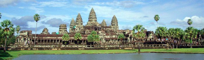 Cambodia travel health guide