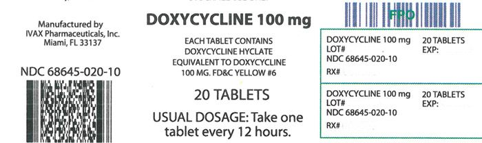 is my heartburn from doxycycline permanent?